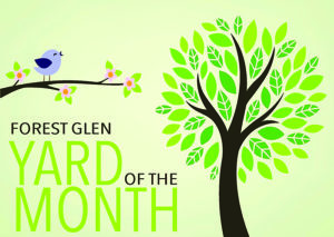 Forest Glen Yard of the Month